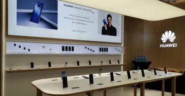Huawei otworzy w Warszawie pierwszy  flagowy sklep w Europie Środkowo-Wschodniej