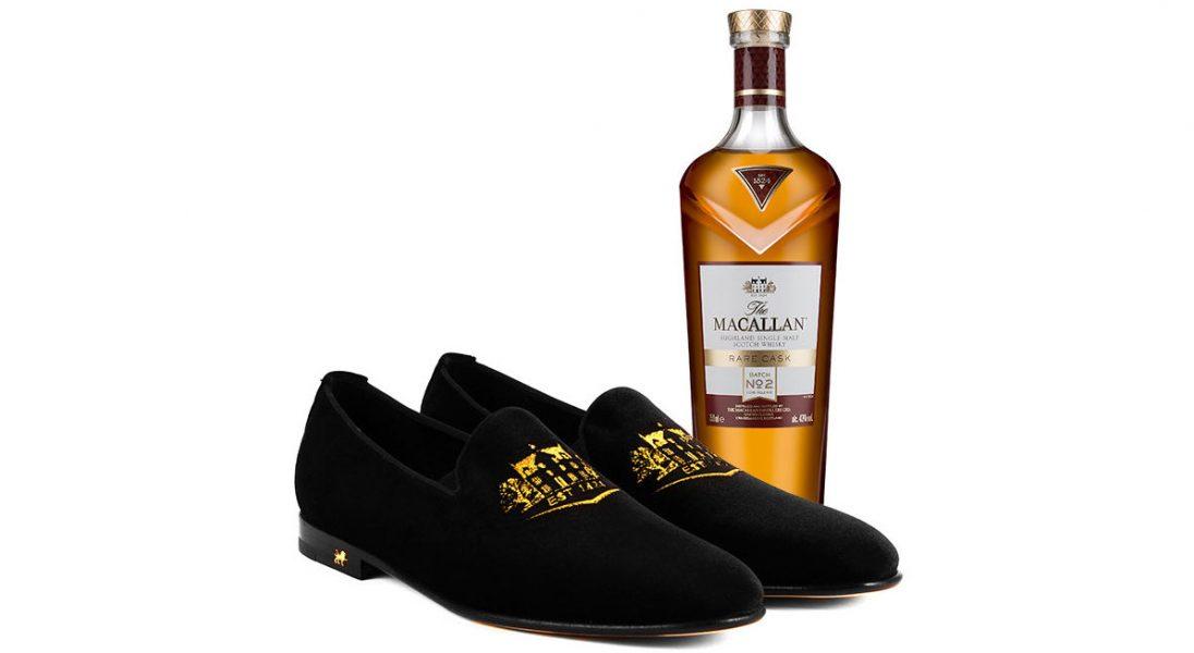 Wyglądaj stylowo pijąc whisky. Macallan wypuszcza limitowaną kolekcję męskich mokasynów