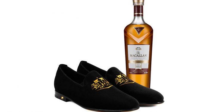 Wyglądaj stylowo pijąc whisky. Macallan wypuszcza limitowaną kolekcję męskich mokasyn&oacute;w<