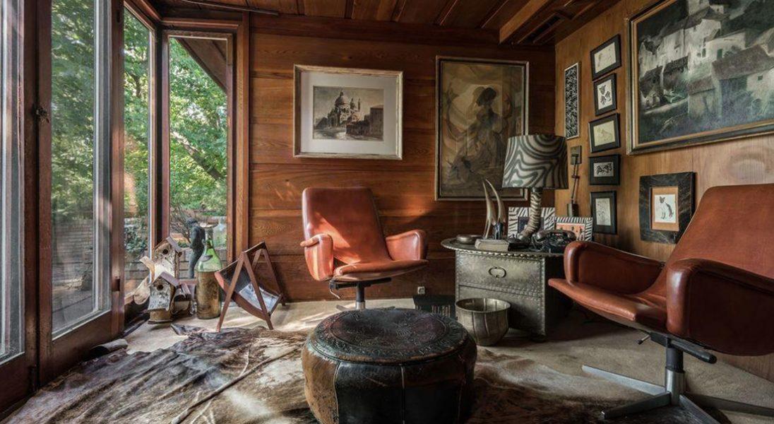 Zamieszkaj w domu zaprojektowanym przez Franka Lloyda Wrighta