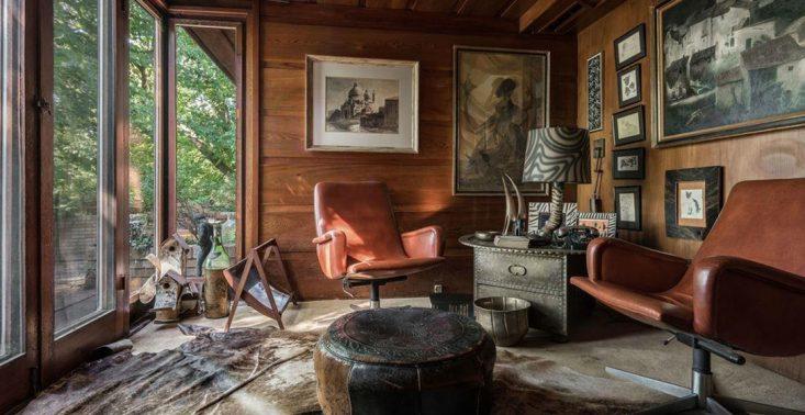 Zamieszkaj w domu zaprojektowanym przez Franka Lloyda Wrighta<