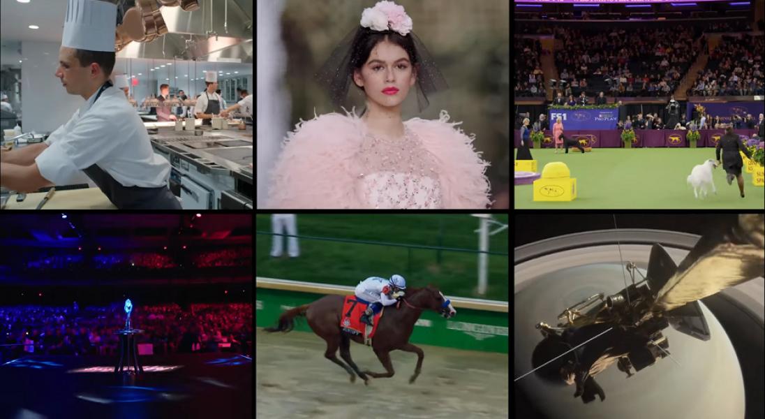 Nowy dokument Netflixa zabierze widzów za kulisy pokazu Chanel Couture i turnieju League Of Legends