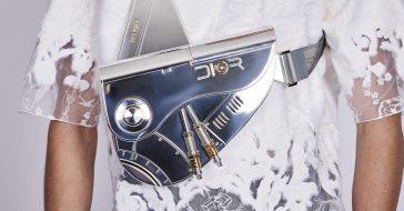 Futurystyczna kolekcja Diora inspirowana wyglądem robotów