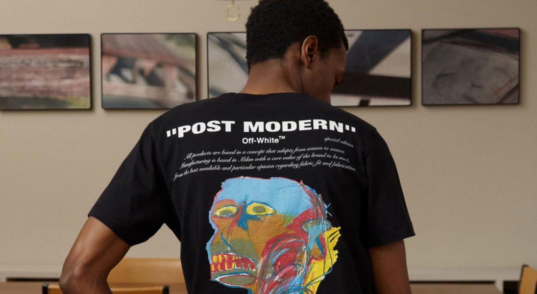 Nowa kolekcja Off-White'a z motywami z obrazów Basquiata