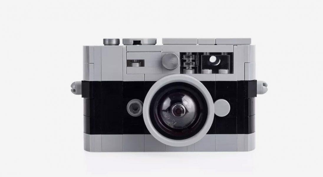 Wymarzony prezent dla fana LEGO i fotografii. Oto Leica M do samodzielnego składania