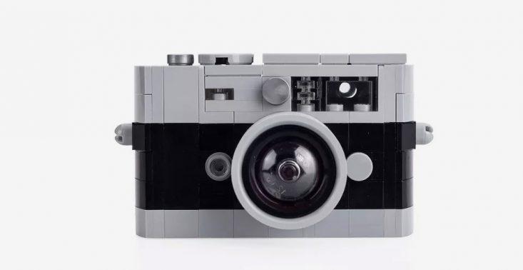 Wymarzony prezent dla fana LEGO i fotografii. Oto Leica M do samodzielnego składania<