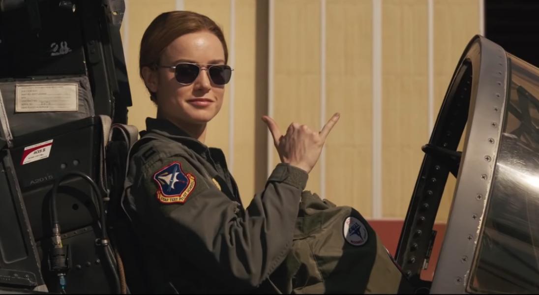 """Drugi zwiastun """"Captain Marvel"""" zadebiutował w sieci"""