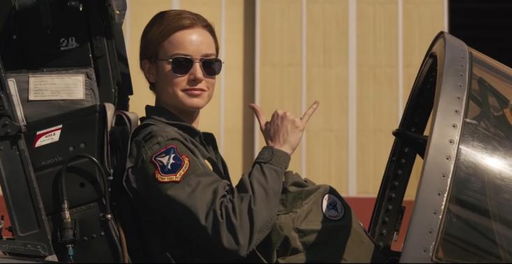 Drugi zwiastun &quot;Captain Marvel&quot; zadebiutował w sieci<