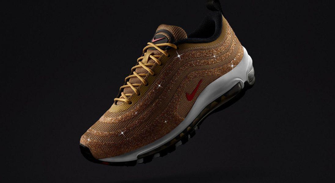 Nike wypuszcza edycję sneakersów Swarovski x Air Max 97 LX
