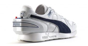 Puma przywraca swoje buty z komputerem na pięcie. Model pochodzi z 1986 roku