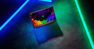 Razer zaprezentował nową wersję laptopa Blade Stealth dla gamerów z dotykowym ekranem 4K