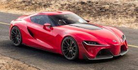 Pierwsza wyprodukowana Toyota Supra 2020 zostanie zlicytowana na cele charytatywne