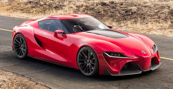 Pierwsza wyprodukowana Toyota Supra 2020 zostanie zlicytowana na cele charytatywne<