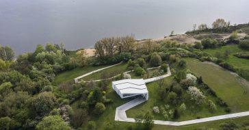 Polski dom owinięty drogą nagrodzony w prestiżowym konkursie German Design Award