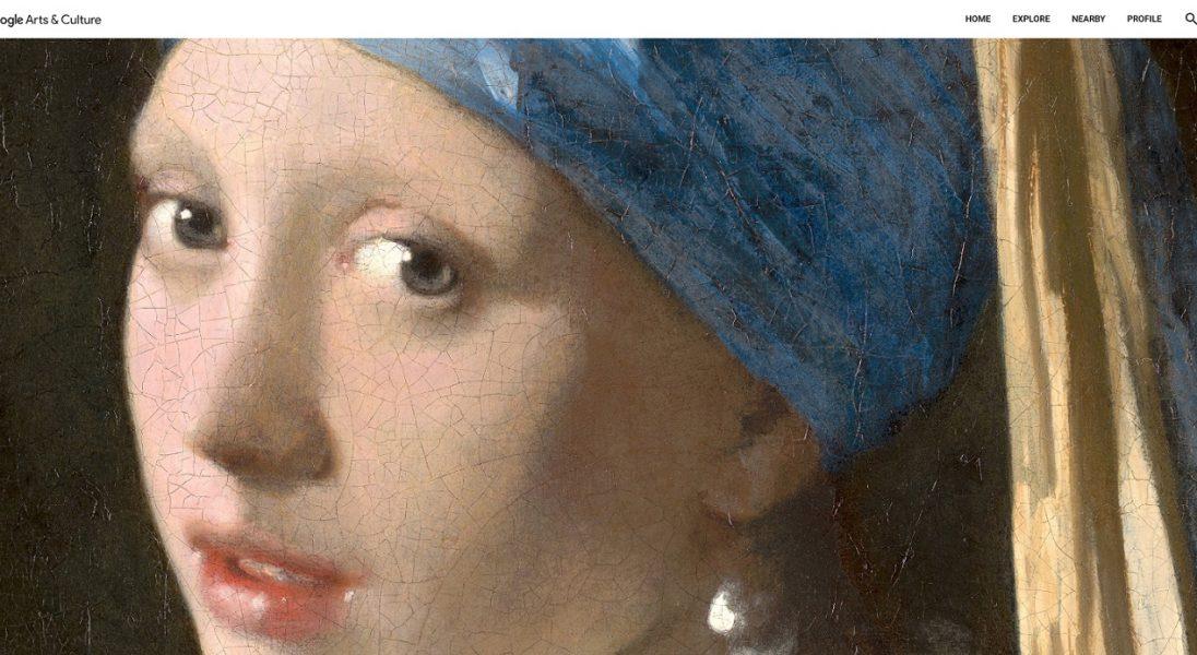 """""""Galeria kieszonkowa"""" - obrazy Vermeera w rozszerzonej rzeczywistości i zawsze pod ręką"""