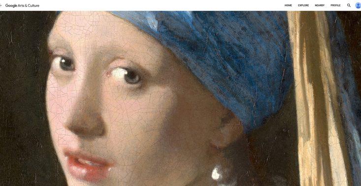 &quot;Galeria kieszonkowa&quot; - obrazy Vermeera w rozszerzonej rzeczywistości i zawsze pod ręką<