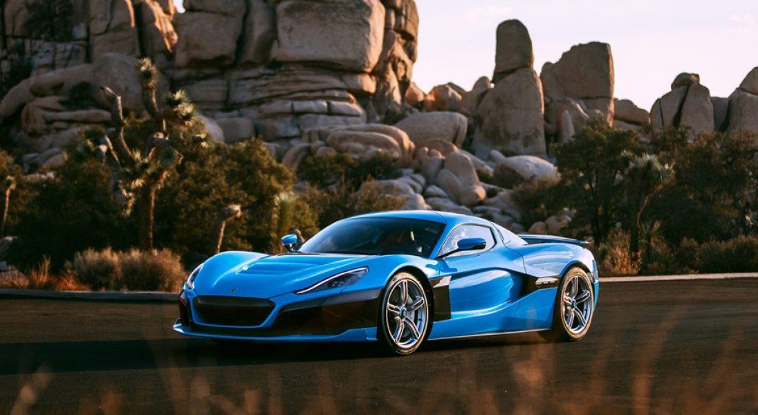 C_Two - najszybszy na świecie samochód elektryczny, który rozpędza się do 410 km/h