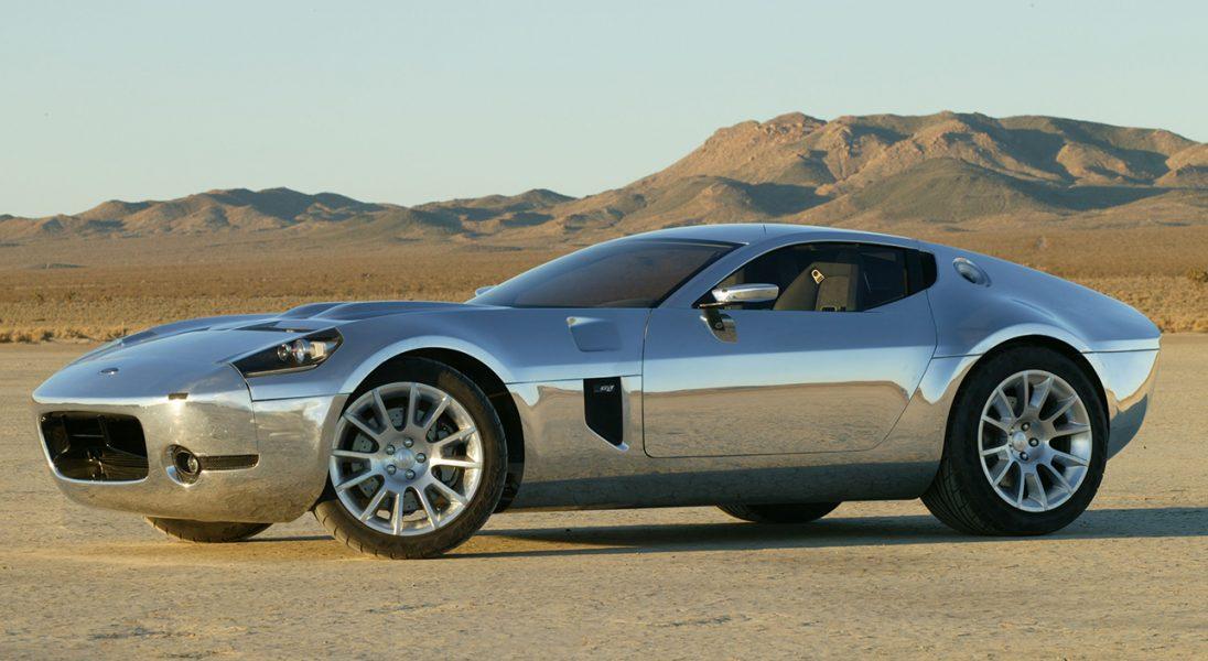 Ford Shelby GR-1 - niesamowity koncept doczeka się realizacji