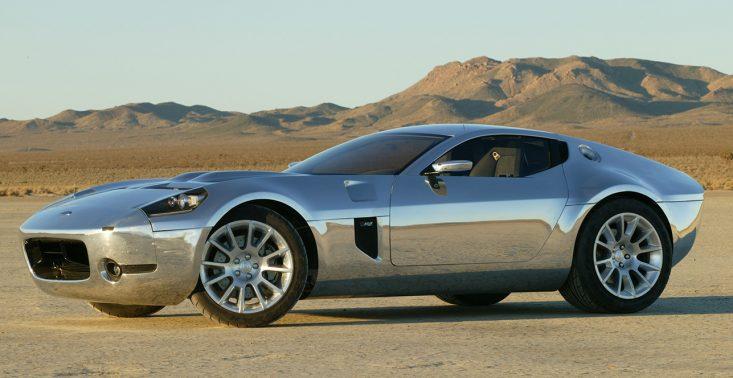 Ford Shelby GR-1 - niesamowity koncept doczeka się realizacji<
