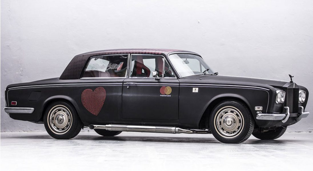 Szukacie dla siebie czegoś na aukcjach WOŚP? Co powiecie na Rolls-Royce'a odpicowanego w garażu braci Collins