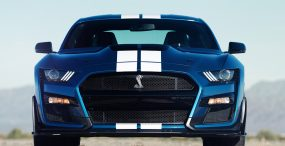 Najmocniejszy Mustang w historii. Oto nowy Ford Shelby GT500 2020