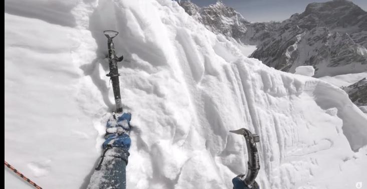 ZABARDAST - niezwykły dokument ze wspinaczkowo-narciarskiej wyprawy w Karakorum do obejrzenia za darmo w 4K na YouTube<