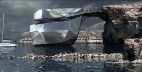 Słynne maltańskie Azure Window powróci? Niesamowity projekt architektoniczny