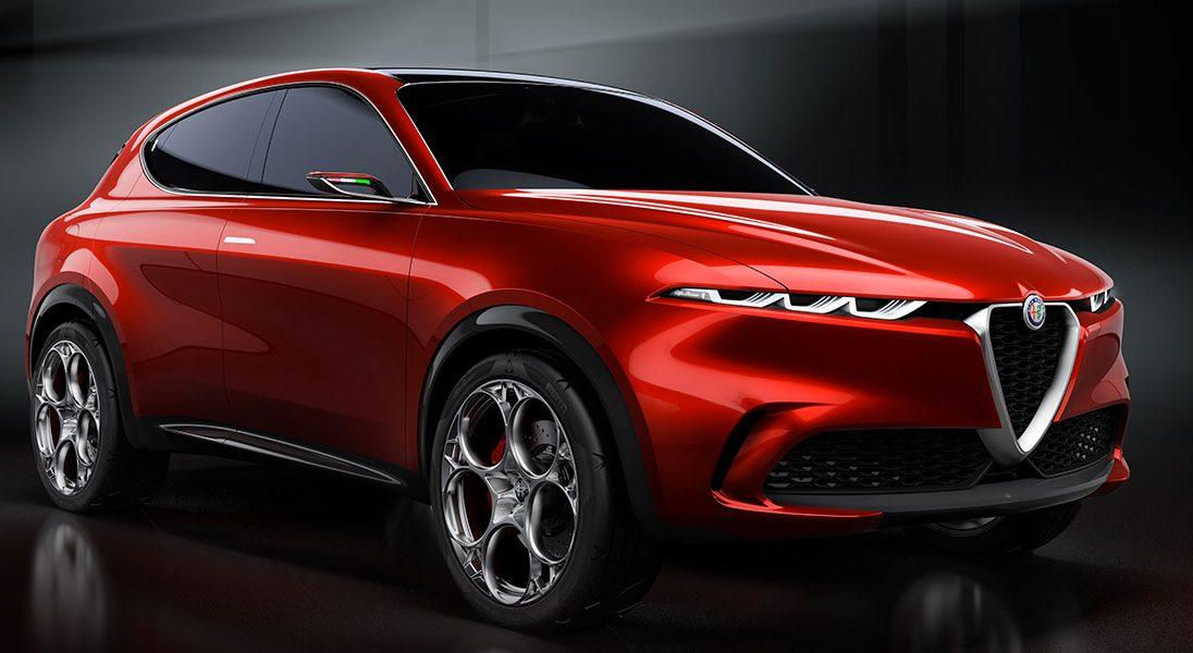 Alfa Romeo Tonale - prototyp hybrydowego SUV-a zaprezentowany w Genewie