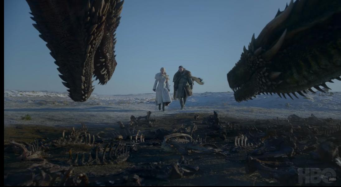Do sieci trafił pierwszy zwiastun finałowego, ósmego sezonu Gry o Tron