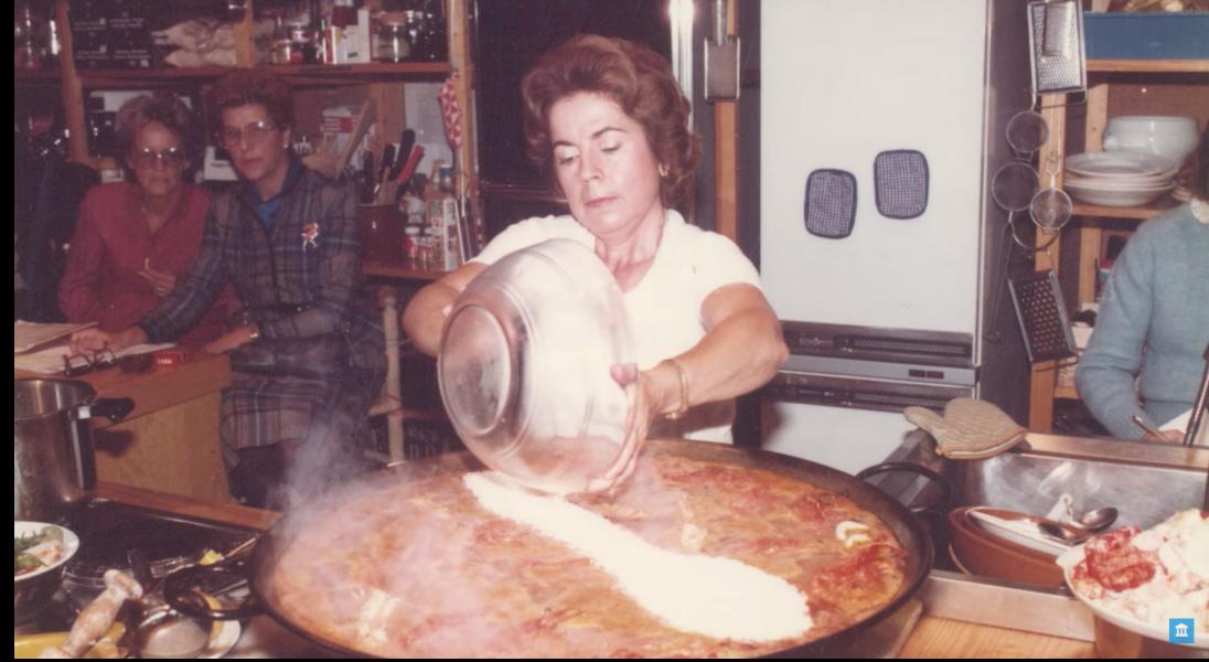 """Google przedstawia historię hiszpańskich potraw w interaktywnej wystawie ,,Spain: An Open Kitchen"""""""