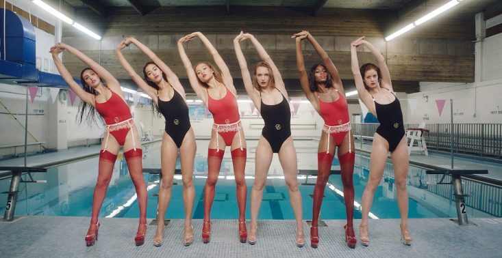 Pump It Up! Agent Provocateur prezentuje gorący spot reklamujący kolekcję bielizny na wiosnę i lato 2019<