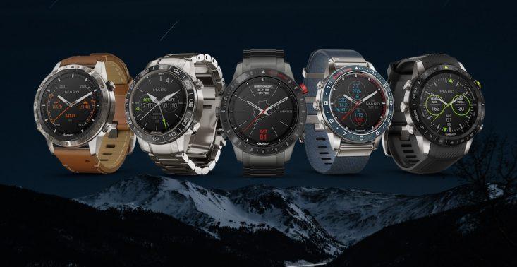 Garmin prezentuje kolekcję MARQ - serię luksusowych zegark&oacute;w specjalistycznych<