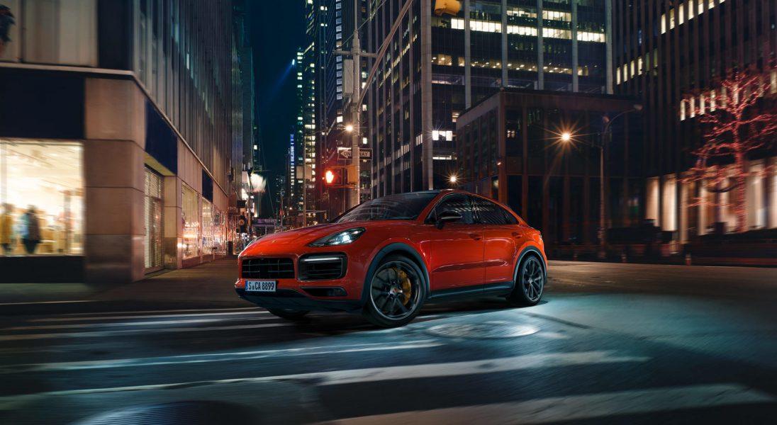 Już jest nowe Porsche Cayenne Coupe – to sportowa wersja SUV'a
