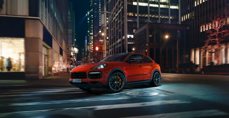 Już jest nowe Porsche Cayenne Coupe &ndash; to sportowa wersja SUV&rsquo;a<