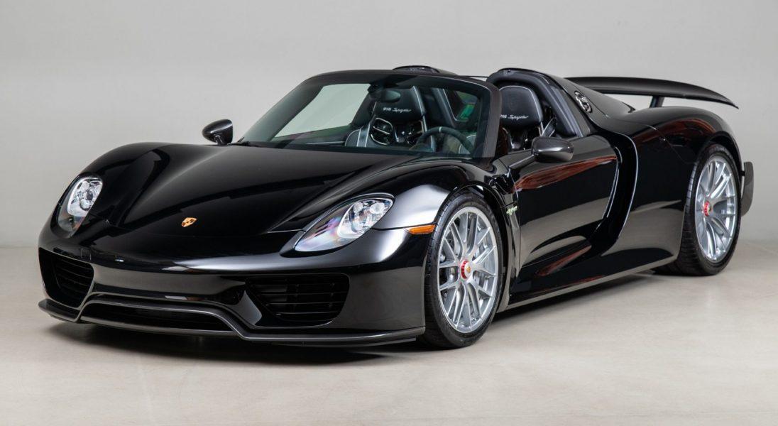Czy jest coś lepszego niż Porsche 911? Może Porsche 918 Spyder?