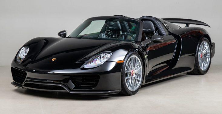 Czy jest coś lepszego niż Porsche 911? Może Porsche 918 Spyder?<