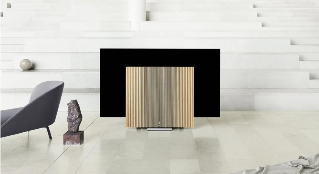 77-calowy telewizor Bang & Olufsen, który wygląda jak dzieło sztuki i kosztuje jak jedno z nich