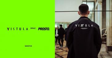 Vistula x PROSTO – Wojtek Sokół rozpoczyna współpracę z elegancką marką odzieżową