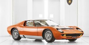 """Lamborghini Miura z ,,Włoskiej roboty"""" odnaleziony po kilkudziesięciu latach i przywrócony do stanu fabrycznego"""