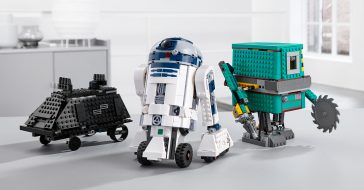 LEGO x Star Wars – te droidy z klocków LEGO nauczą Was programowania