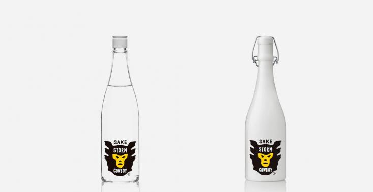 Pharrell Williams i Nigo stworzyli limitowaną serię butelek sake<