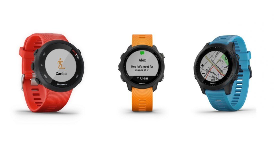 Forerunner: Garmin prezentuje nowe smartwatche stworzone z myślą o biegaczach