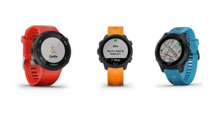 Forerunner: Garmin prezentuje nowe smartwatche stworzone z myślą o biegaczach<