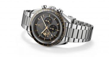 Omega stworzyła limitowaną edycję zegarka Speedmaster z okazji 50. rocznicy lądowania człowieka na Księżycu