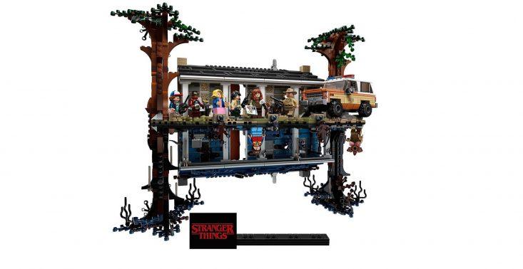 The Upside Down: LEGO stworzyło zestaw klock&oacute;w inspirowanych serialem ,,Stranger Things&rdquo;<
