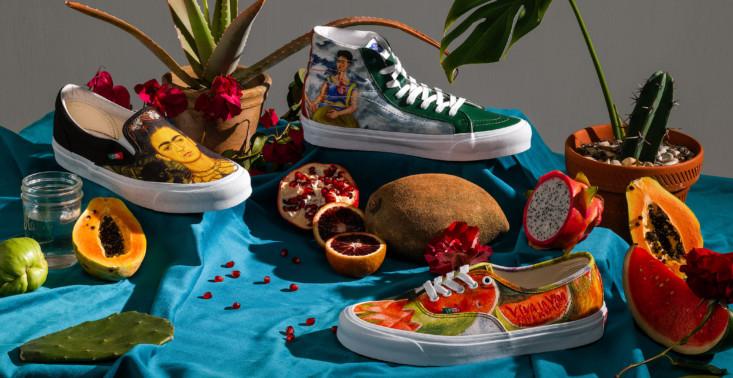 Vanx x Frida Kahlo – oryginalna kolekcja obuwia inspirowana twórczością meksykańskiej malarki<