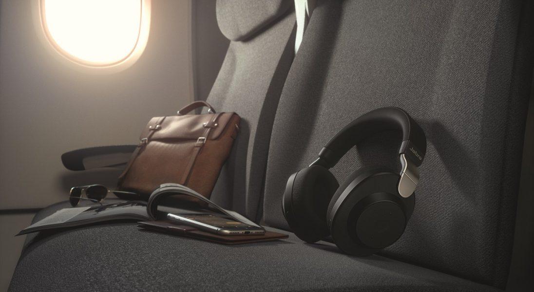 Jabra Elite 85h – słuchawki z technologią inteligentnego dźwięku, który dopasowuje się do otoczenia użytkownika