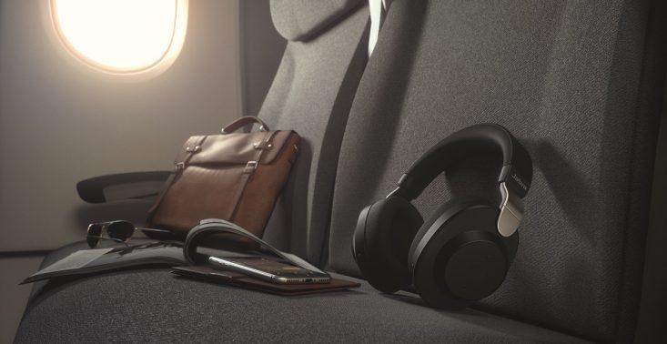 Jabra Elite 85h – słuchawki z technologią inteligentnego dźwięku, który dopasowuje się do otoczenia użytkownika<