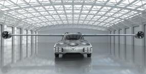 Czas na nowy środek transportu – przedstawiamy niezwykły latający samochód Aska