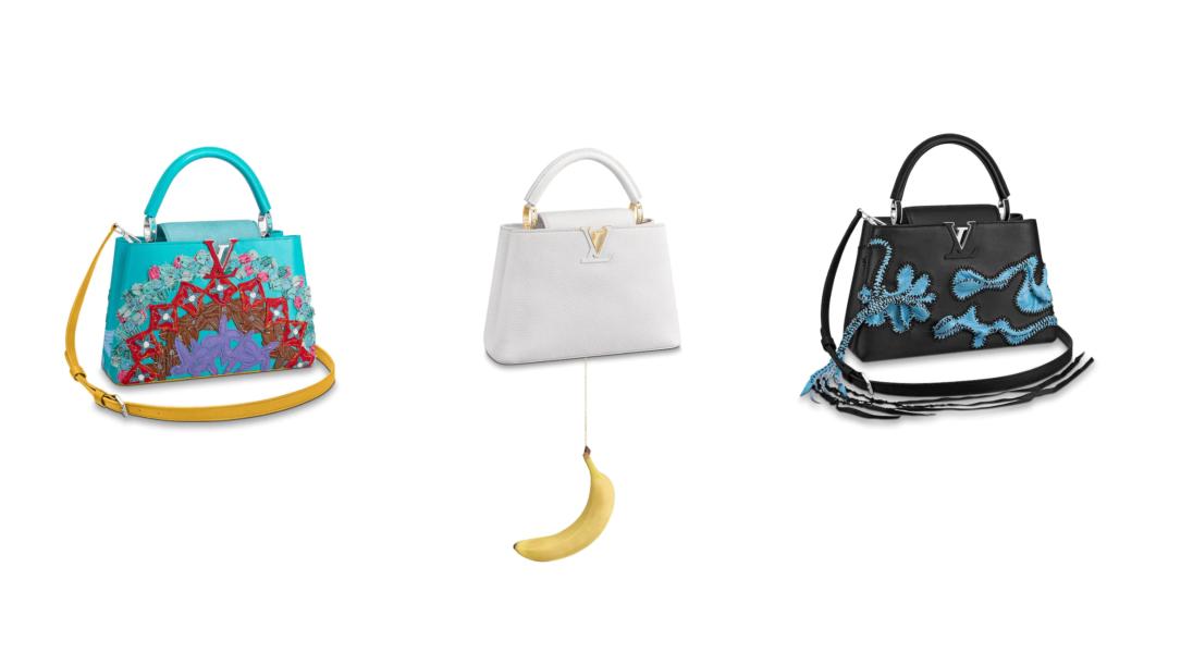 Artycapucines – limitowana kolekcja torebek Louis Vuitton we współpracy z artystami sztuk współczesnych
